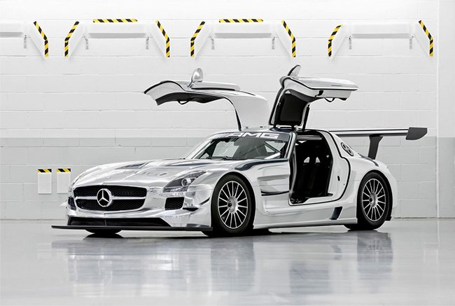 Gullwing Racing Insurance SLS